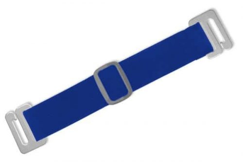 Brady Royal Blue Adjustable Elastic Arm Band Strap (1840-7202)