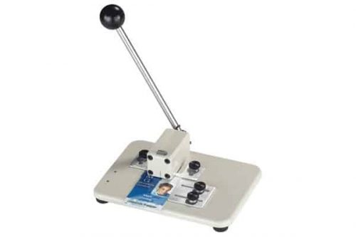 Brady Medium Manual Table Top Slot Punch with Adjustable Guides (3943-1510)