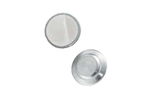 Brady Magnetic Badge Finding, 1 Zinc-Plated Steel Encased Disc (5730-3030)