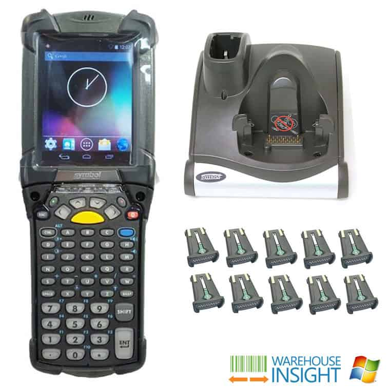 Warehouse Insight MC92NO Extended Range Bundle (DMS4341943)