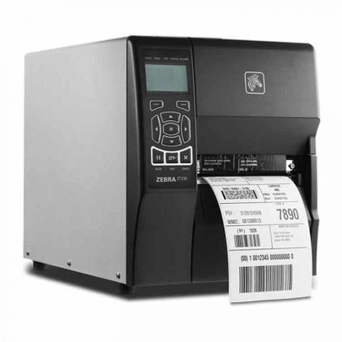 Zebra ZT230 Industrial Label Printer (ZT23043-T31200FZ)