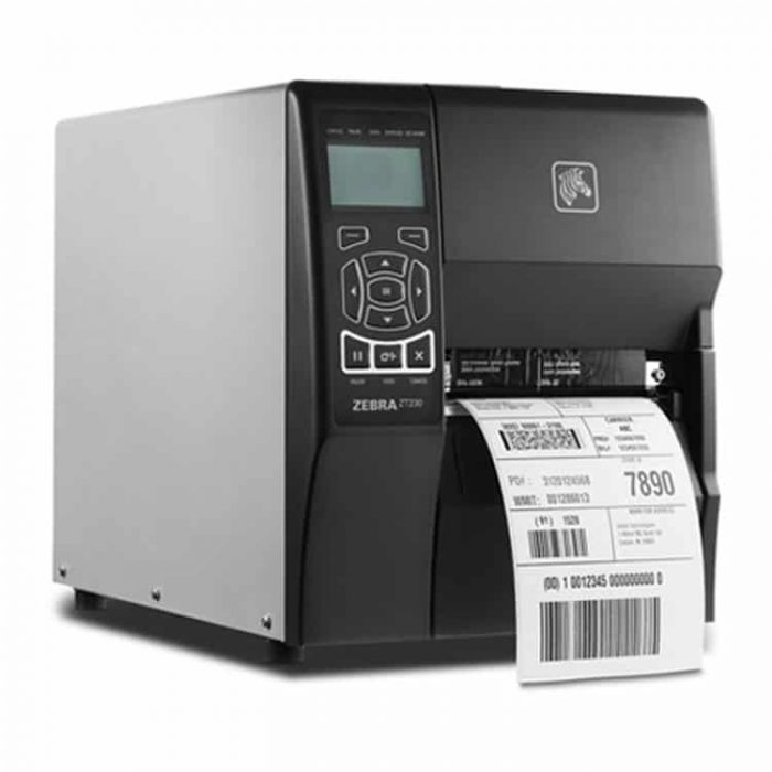 Zebra ZT230 Industrial Label Printer (ZT23043-T01C00FZ)