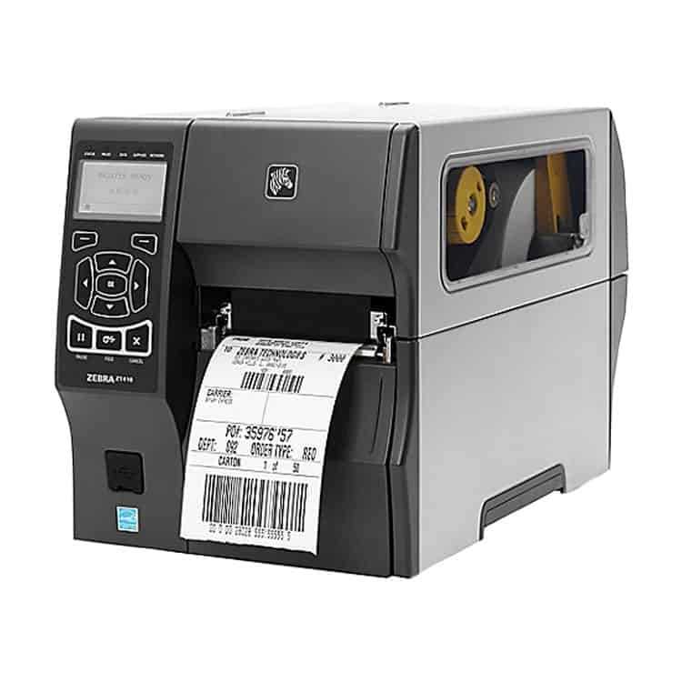 Zebra ZT410 Industrial Label Printer (ZT41042-T01C000Z)