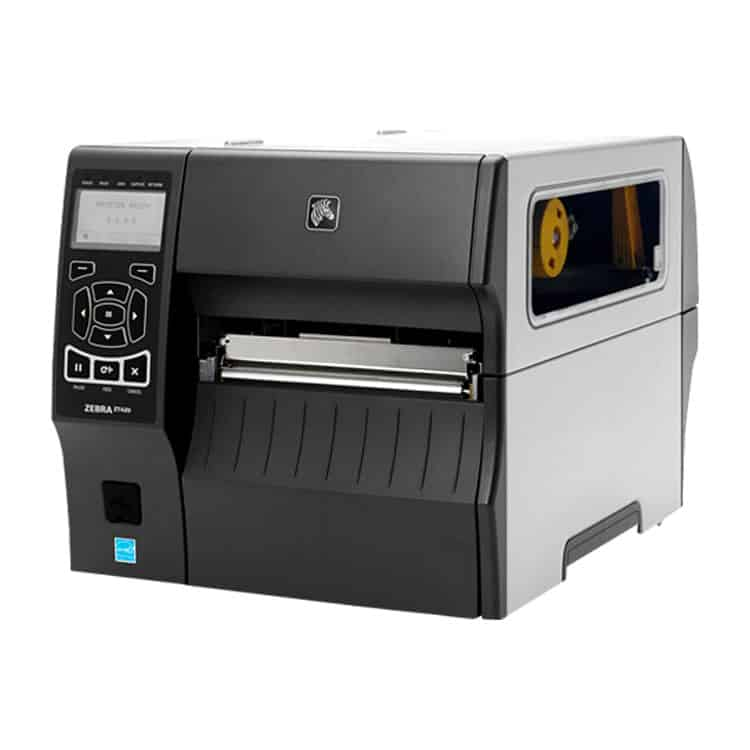 Zebra ZT420 Industrial Label Printer (ZT42062-T450000Z)