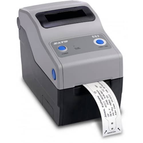SATO CG208 Barcode Printer (WWCG40041)