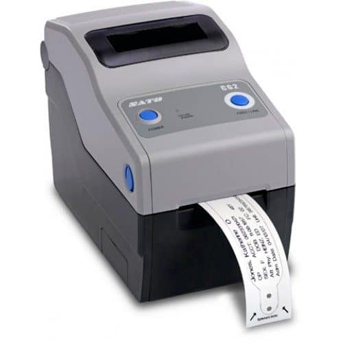 SATO CG212 Barcode Printer (WWCG30141)