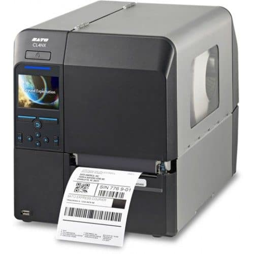 SATO CL412NX Barcode Printer (WWCL20161T)