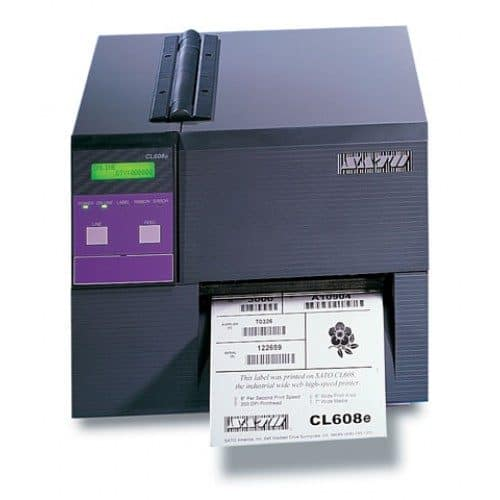 SATO CL612E Barcode Printer (W00613021)