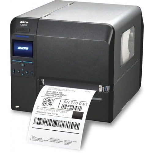 SATO CL612NX Barcode Printer (WWCL91161)