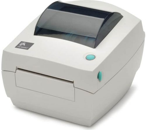 Zebra GC420 Series Thermal Barcode Label Printer (GC420-100411-000)