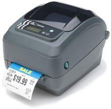 Zebra GX420d Thermal Barcode Label Printer (GX42-202420-000)