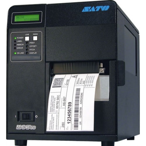 SATO M84PRO Barcode Printer (WM8420021)