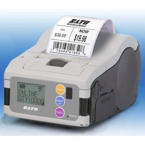 SATO MB200I Barcode Printer (WWMB13080)
