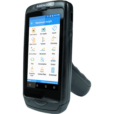 Datalogic Memor 1 Handheld Computer (944700011)