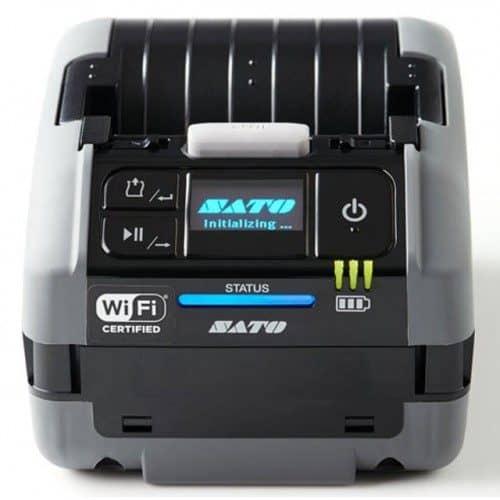SATO PW2NX Barcode Printer (WWPW2500G)