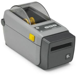 Zebra ZD410 Thermal Barcode Label Printer (ZD41022-D01E00EZ)