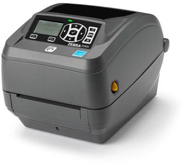 Zebra ZD500 Thermal Barcode Label Printer (ZD50043-T01200FZ)
