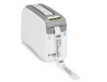 Zebra ZD510-HC Thermal Barcode Label Printer (ZD51013-D01E00GA)