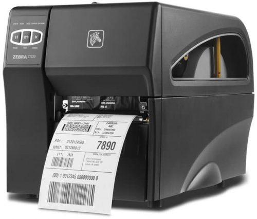 Zebra ZT220 Industrial Label Printer (ZT22043-T01200GA)