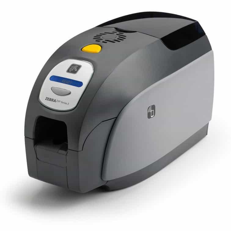Zebra Series 3 ID Card Printer (Z31-000C0200US00)